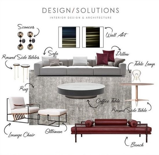Interior Design Miami: How Much Does an Interior Designer Cost? - The Process