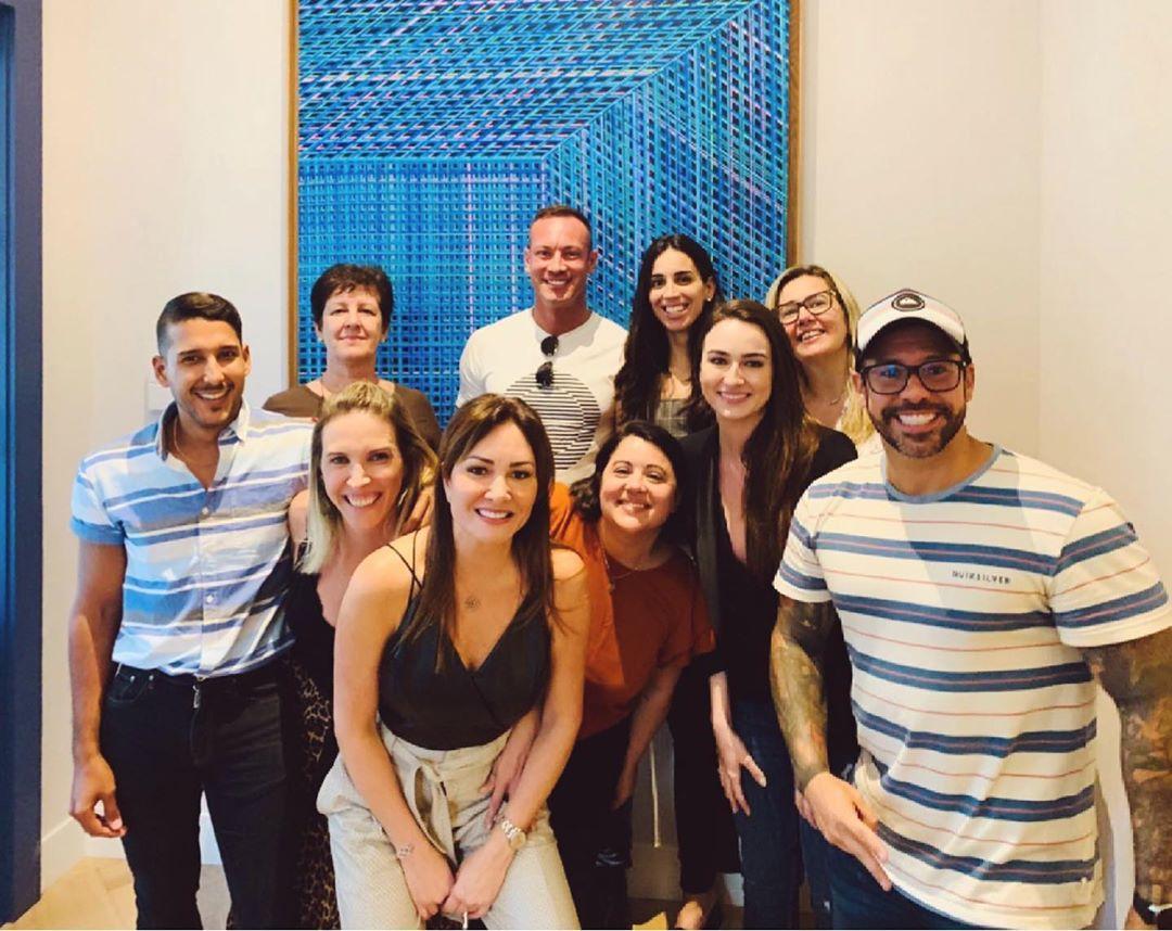Design Solutions Miami interior design team