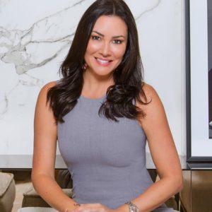 Luciana Fragali, Director Design Solutions Miami