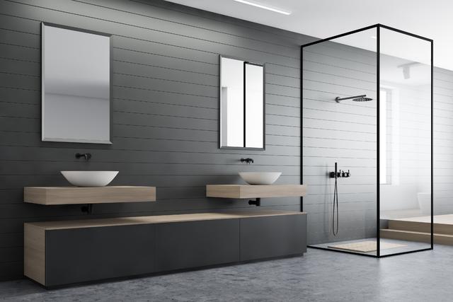 Luxury Bathroom Layout