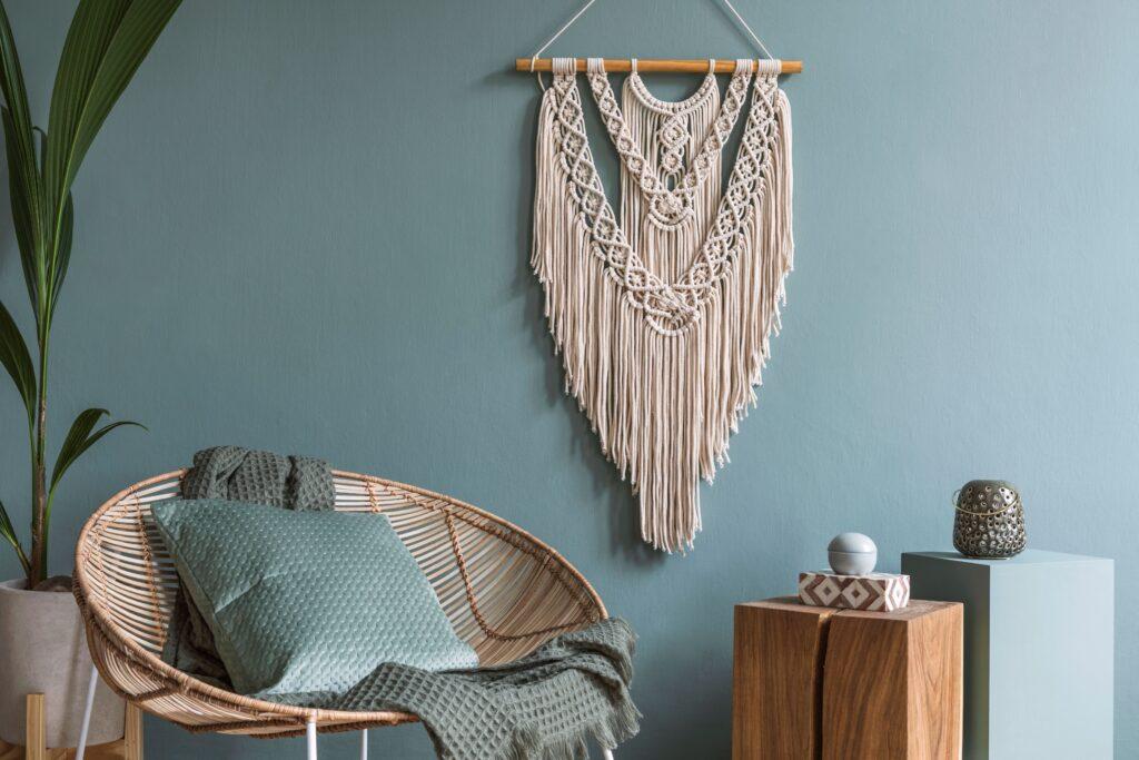 Summer Interior Design Ideas Boho Chic
