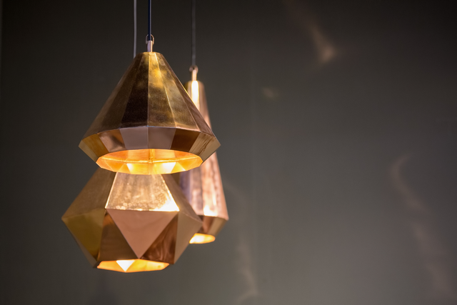 Summer Interior Design Ideas Brass and Bronze