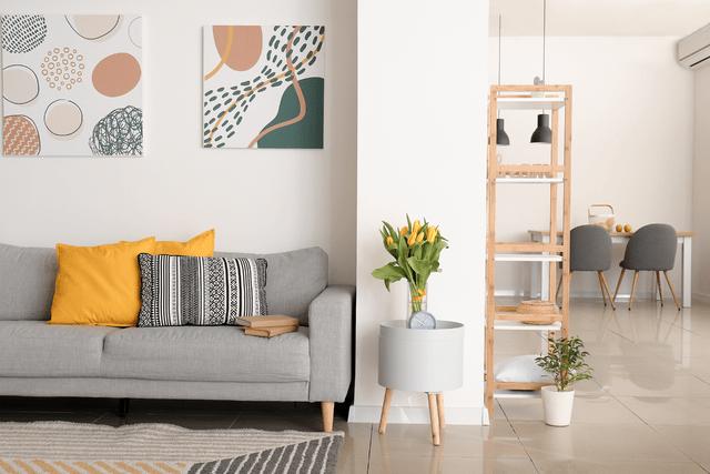 Summer Interior Design Ideas Pops of Color